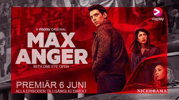 MAX ANGER